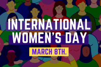International Women's Day and Mental Health