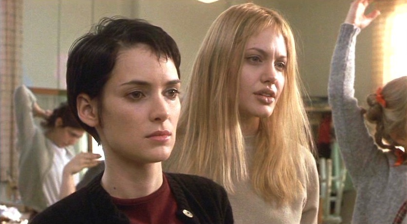 BPD fictional characters Girl Interrupted